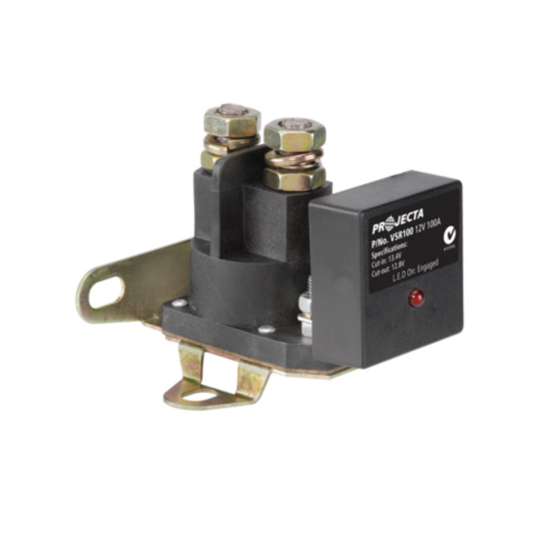 100A 12V VOLTAGE SENSITIVE - Trek Hardware
