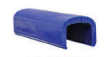 DUNBIER BUMPER BLOCK 55mm inside x 1.5M(BLUE)