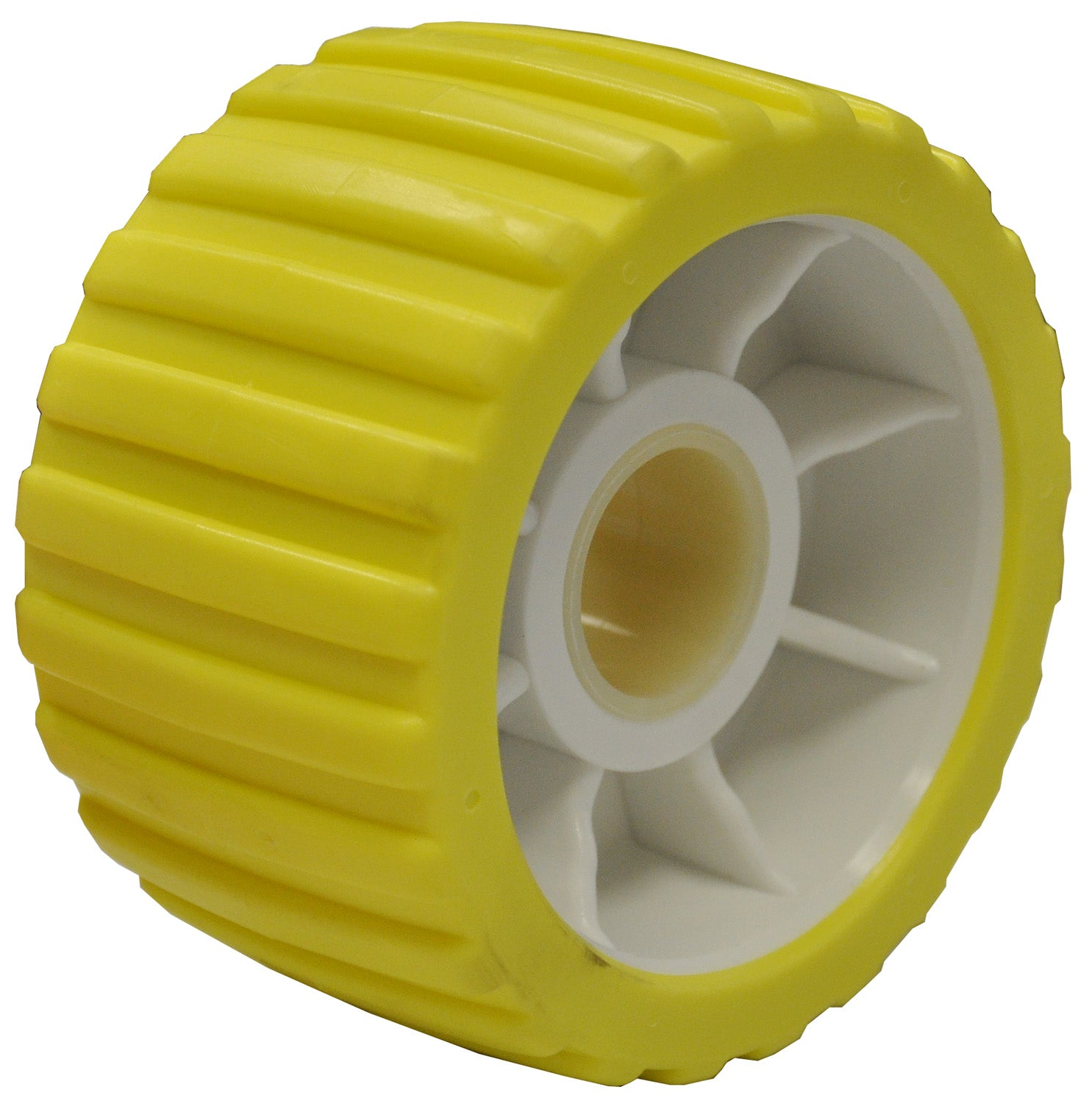 Yellow Large Plastic Wobble Roller