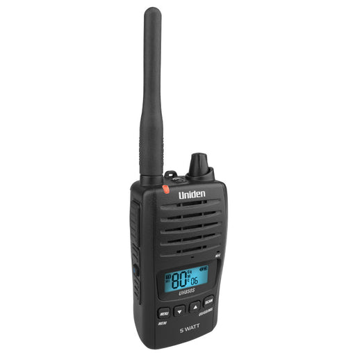 5W HEAVY DUTY UHF HANDHELD WATERPROOF - Trek Hardware