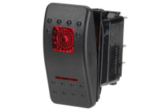 Illuminated Sealed Rocker Switch