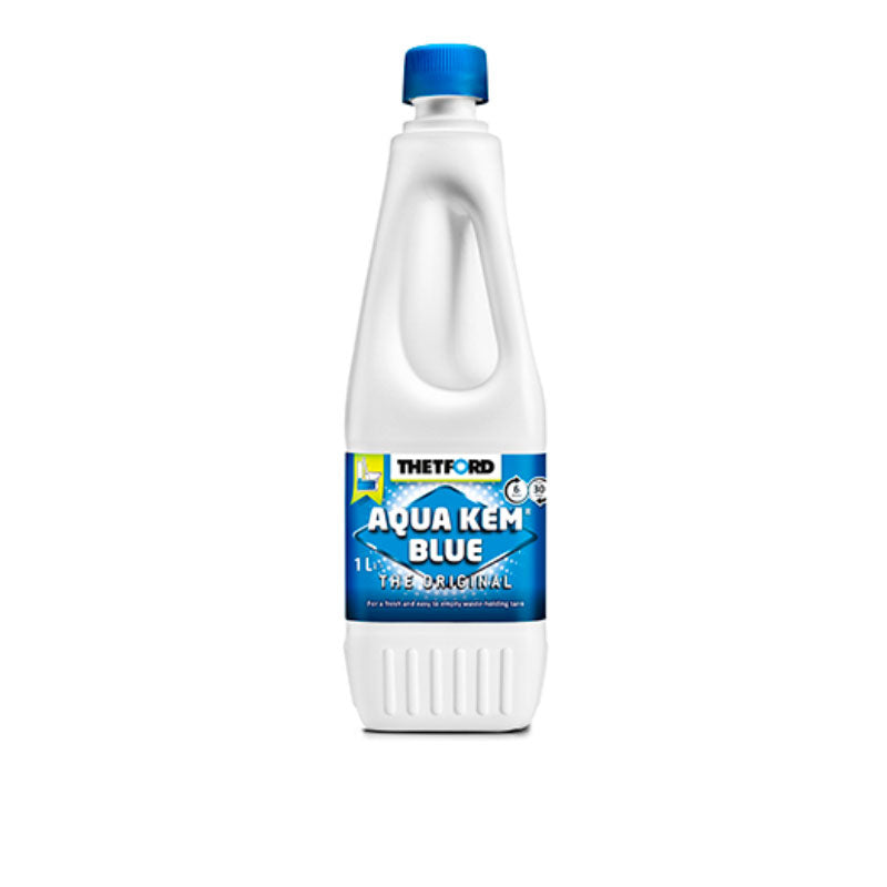 AQUA KEM BLUE PREMIUM 1L BOTTLE - Trek Hardware
