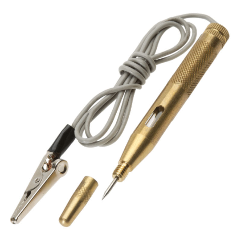 BRASS CIRCUIT TESTER - Trek Hardware