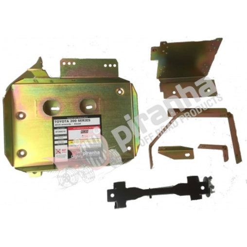 Battery Tray to Suit Landcruiser 200 Series 2015 - Sept 2016 1VD-FTV 4.5Lt V8 Diesel - Trek Hardware