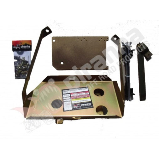 Battery Tray to Suit Landcruiser Oct 2016 onwards 1VD FTV 4.5Ltr V8 Turbo Diesel (ABS) - Trek Hardware
