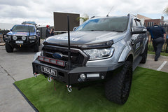 Bullbar No Loop Ford Ranger 2015+ - Trek Hardware