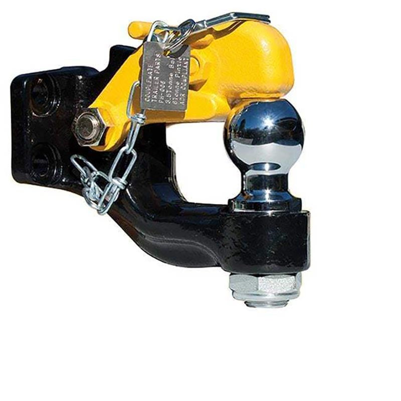 Combo Pintle Hook Incl 3.5T Tow Ball Adr (Crn38562} D Value 33.6Kn