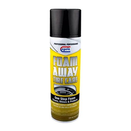 Foam Away Tire Care