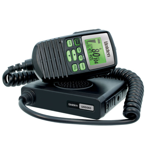 Mini Compact Size Uhf With Remote Mic & Large Lcd