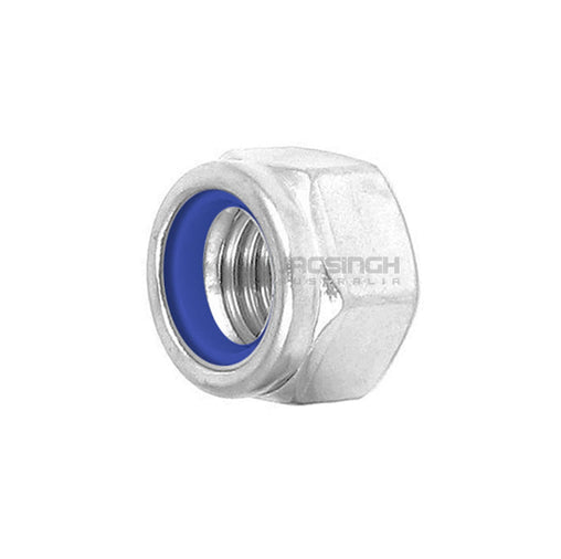 Electric Backing Plate Nut
