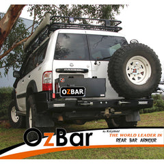 Ozbar Rear Bars