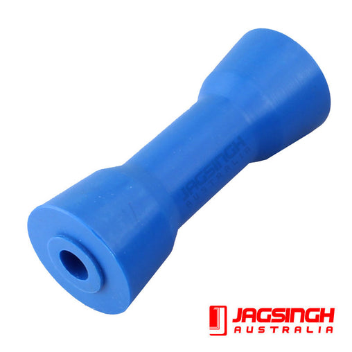 Poly Dog Bone Keel Roller