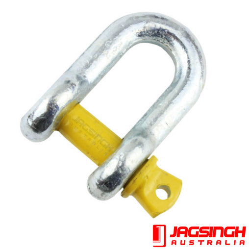 Rated D Shackle
