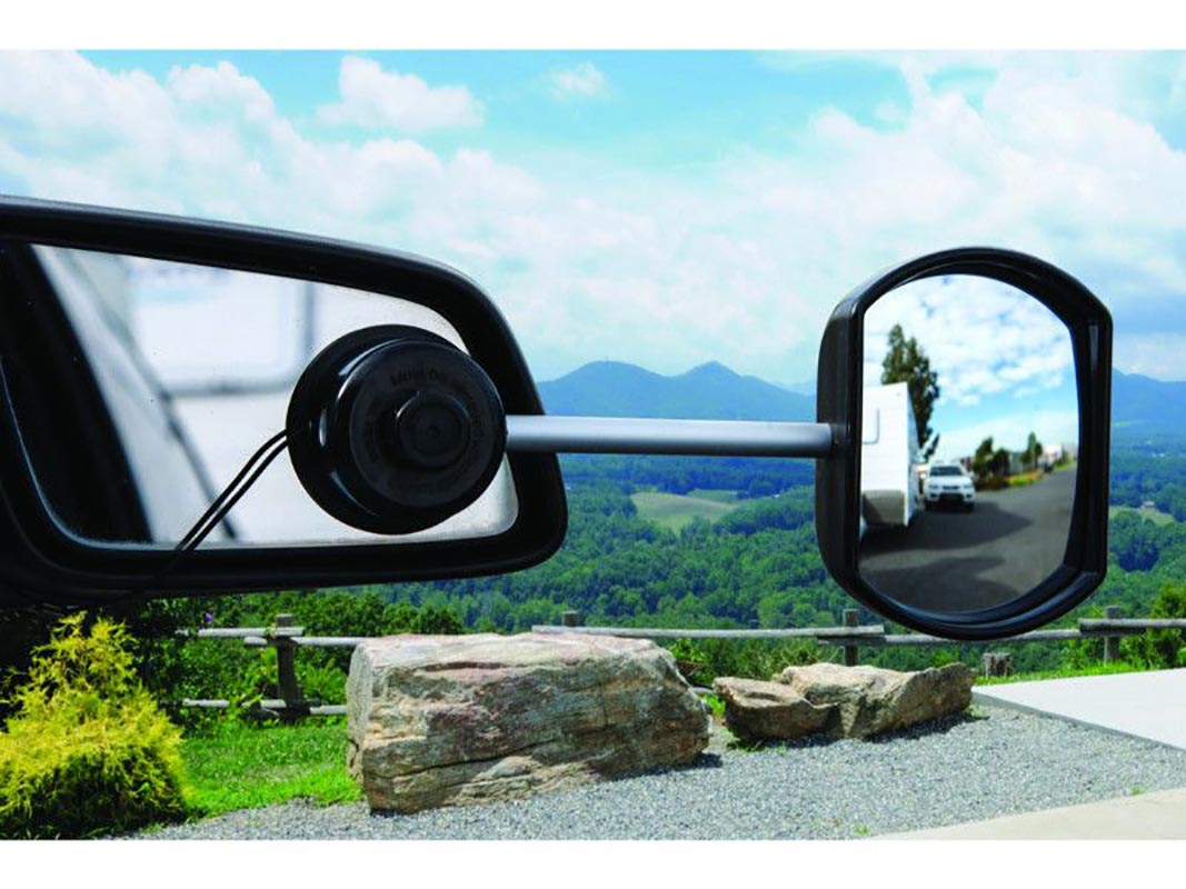 Towing Mirror Suction Fitting