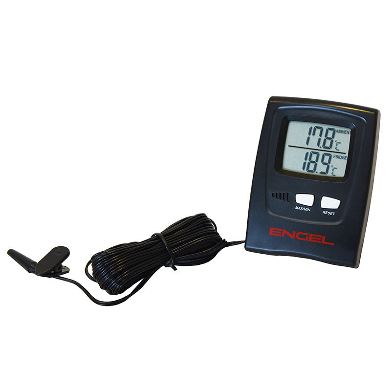 Thermometer Internal / External, Digital Display, 5M Wired