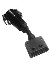 7 Pin Adaptor Plug Socket