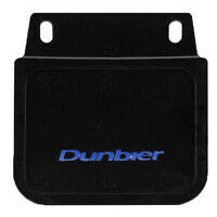 Dunbier Mudflap: Suits Plastic Guards 13 & 14""