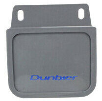 Dunbier Mudflap: Suits Plastic Guards 13 & 14