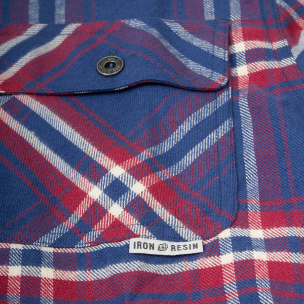 Iron & Resin - Benchmark Shirt Denim