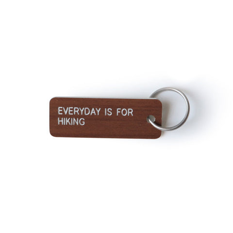 EFSCo. - Everyday is for Hiking Keytag