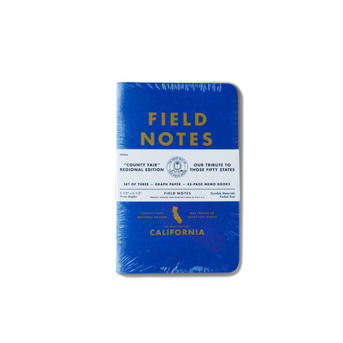 Field Notes - County Fair Edition