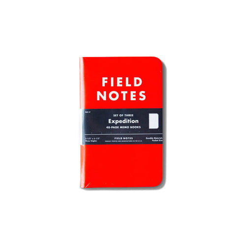 Field Notes - Expedition Edition