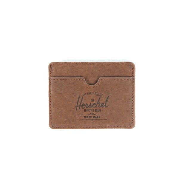 Herschel Supply Co. - Charlie Wallet Leather