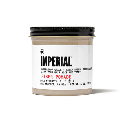 Imperial Barber Products - Fiber Pomade