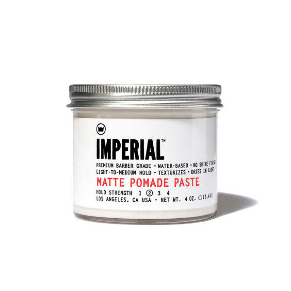 Imperial Barber Products - Matte Pomade Paste