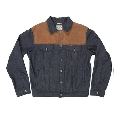 Iron & Resin - Rambler Jacket Indigo