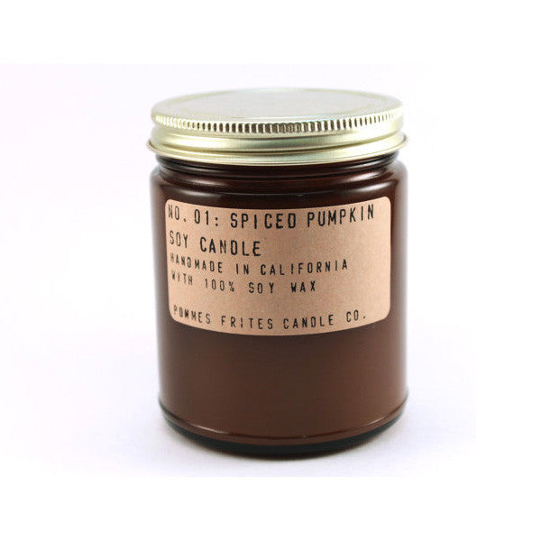 PF Candle Co. - Spiced Pumpkin
