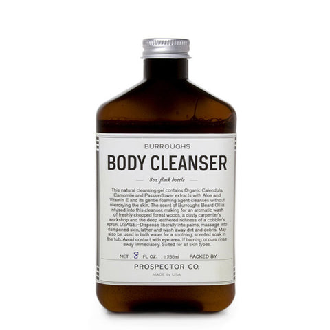 Prospector Co. - Burroughs Body Cleanser