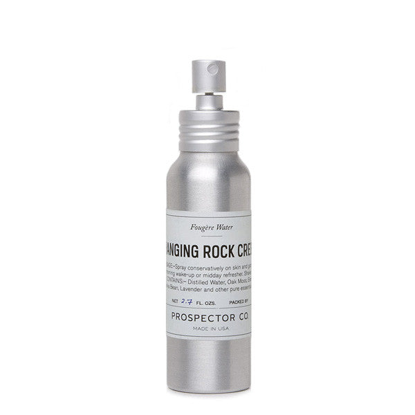Prospector Co. - Hanging Rock Creek Body Spray
