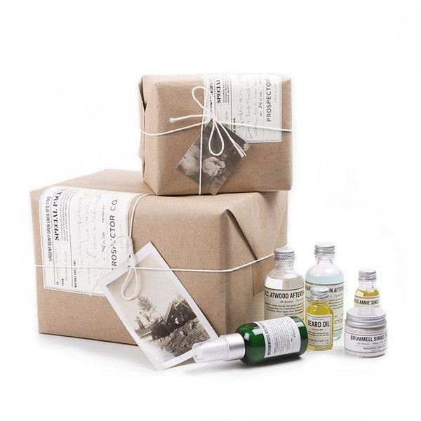 Prospector Co. - Mini Sample Gift Set