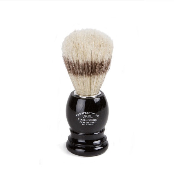 Prospector Co. - Pure Bristle Shaving Brush