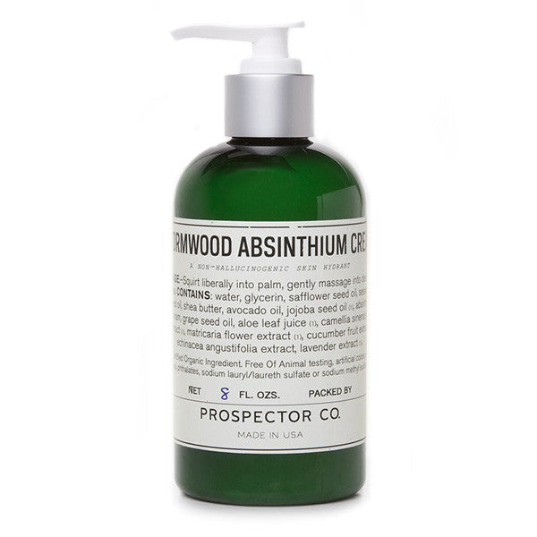Prospector Co. - Wormwood Absinthium Cream