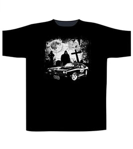 Death Car Reaper T-Shirt