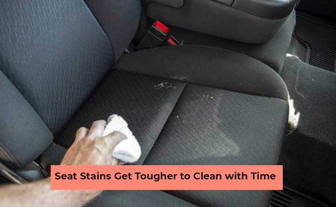 Seat Stains