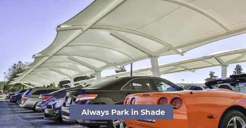 Park in Shade