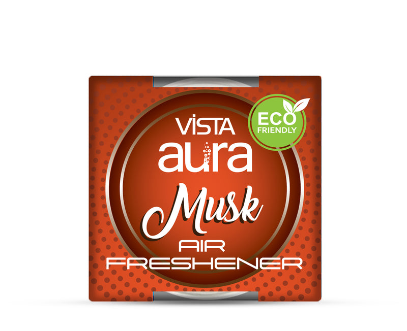 VISTA AURA AIR FRESHENER GEL MUSK 50 gm