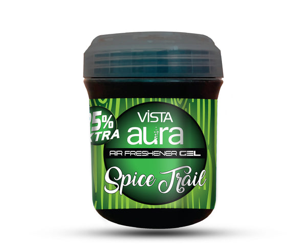 VISTA AURA AIR FRESHENER SPICE TRAIL 100gm