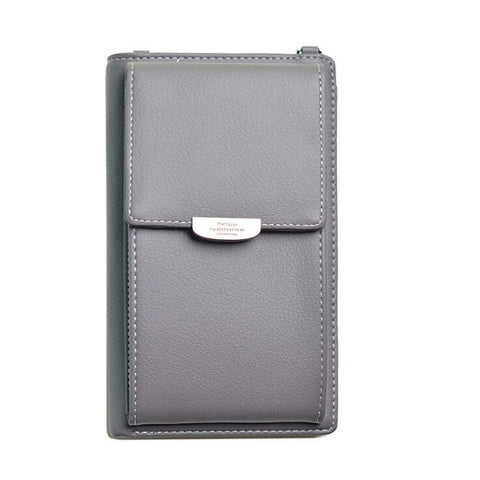 buy small women grey purse wallet online