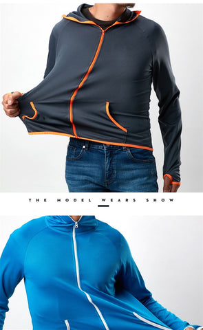 Stain Proof, Water-repellent & Breathable Hoodie for Men