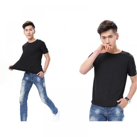 Image of Stain Proof, Water-Repellent & Breathable T-Shirt For Men