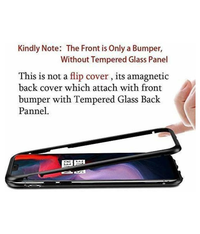 Magnetic Mobile Cover