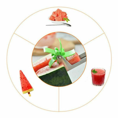Image of Watermelon Windmill Cutter - 36% OFF