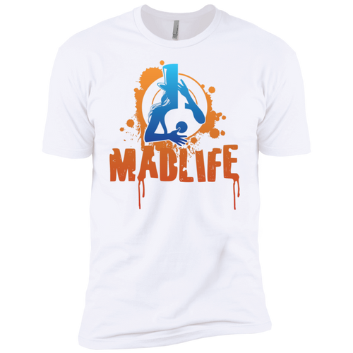 Men's Original MadLife Logo Short Sleeve T-Shirt