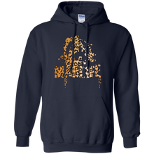 Load image into Gallery viewer, Ladies' Cheetah MadLife Logo Boyfriend Hoodie