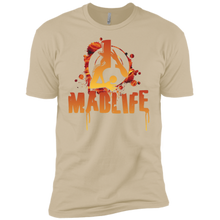 Load image into Gallery viewer, Men's Fire MadLife Logo Short Sleeve T-Shirt