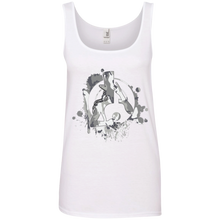Load image into Gallery viewer, Ladies' Camo MadLife Icon Tank